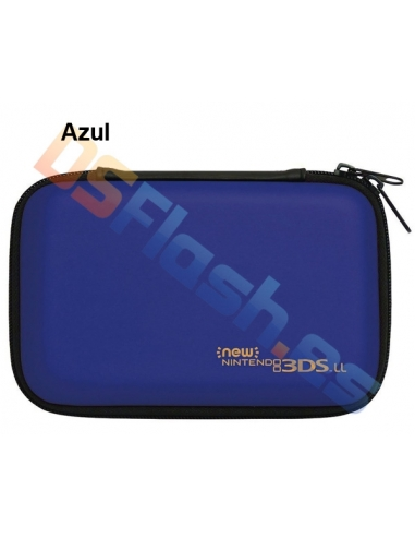 Funda Transporte Airfoam New Nintendo 3DS XL