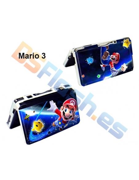 Carcasa protección Nintendo 3DS con dibujos