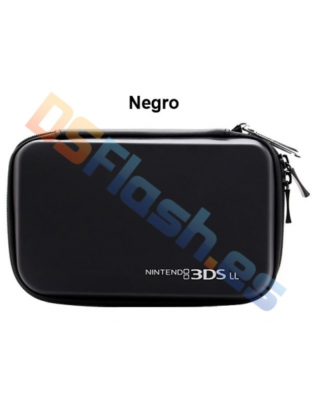 Funda Nintendo 3DS XL transporte airfoam