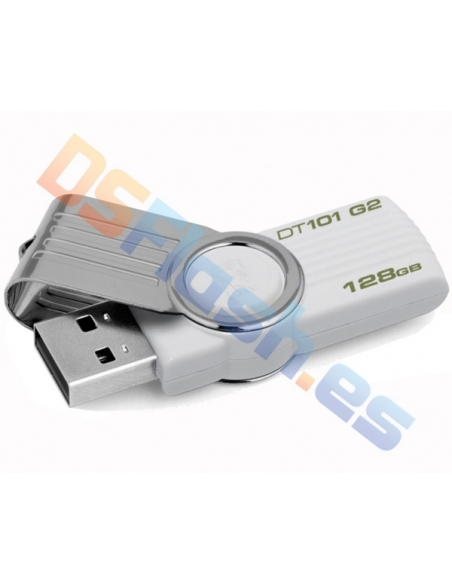 Pendrive Flash USB 128 GB Kingston Data Traveler 101 G2