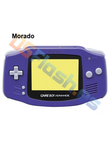 Carcasa Game Boy Advance de repuesto