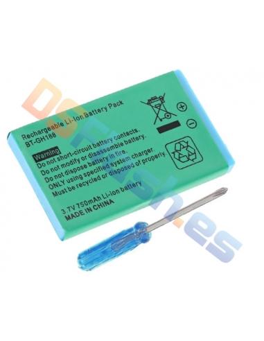 Batería Recargable Game Boy Advance SP + Destornillador