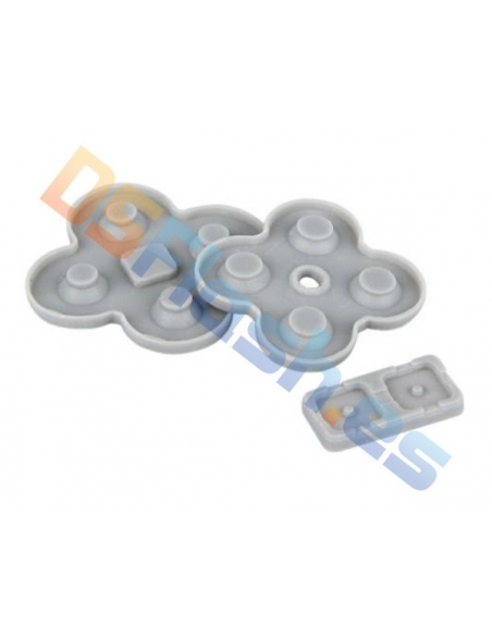 Gomas Botones Nintendo DS Lite