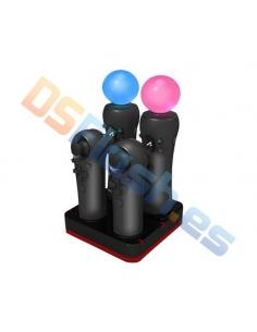 Imagen Cargador Move PS3 4 Mandos