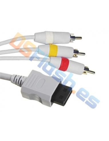 Imagen Cable Wii AV