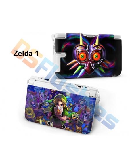 Carcasa protección Nintendo 3DS XL con dibujos