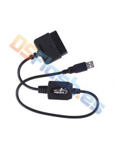Conversor mando PS2 a PS3 y PC