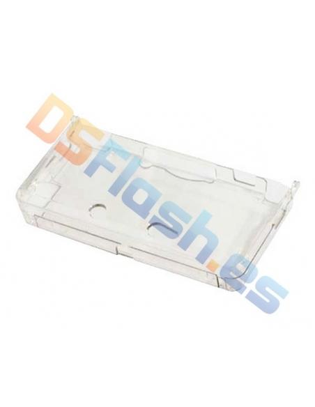 Carcasa protección transparente Nintendo 3DS