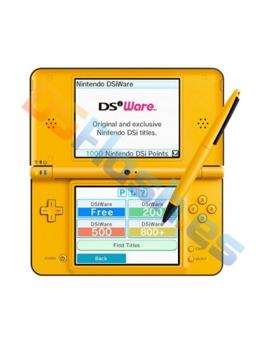 Consola Nintendo DSi XL Amarillo
