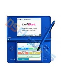 Consola Nintendo DSi XL Azul