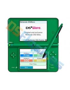 Consola Nintendo DSi XL Verde