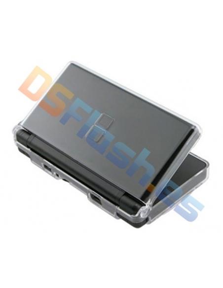 Carcasa protección transparente Nintendo DS Lite