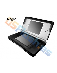 Imagen Funda Nintendo DS Lite de Silicona negra