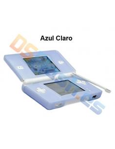 Imagen Funda Nintendo DS Lite de Silicona azul claro