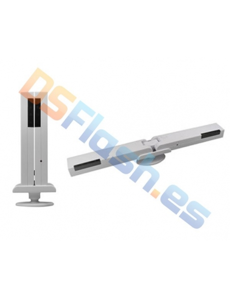 Imagen barra sensora Wii Inalámbrica Ajustable cerrada y abierta