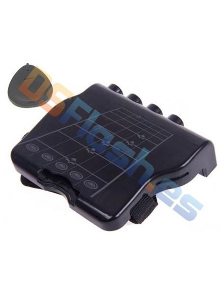 Imagen lateral Controlador Guitar Hero Nintendo DS Lite