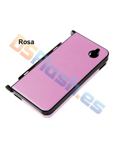 Carcasa Protección de Aluminio DSi XL en rosa