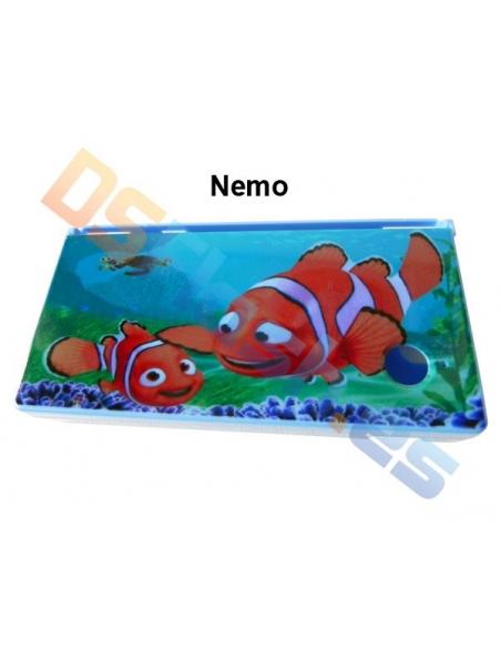 Imagen Carcasa Protección Nintendo DSi con dibujos Nemo