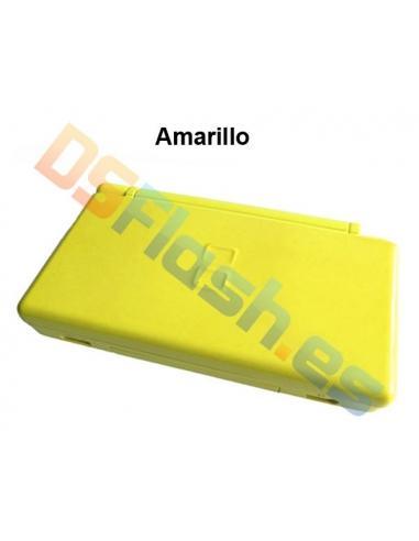 Imagen Carcasa Nintendo DS Lite de Repuesto  amarilla