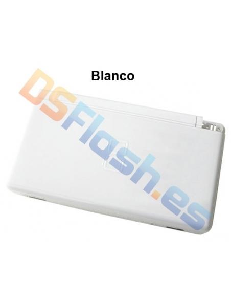 Imagen Carcasa Nintendo DS Lite de Repuesto blanca