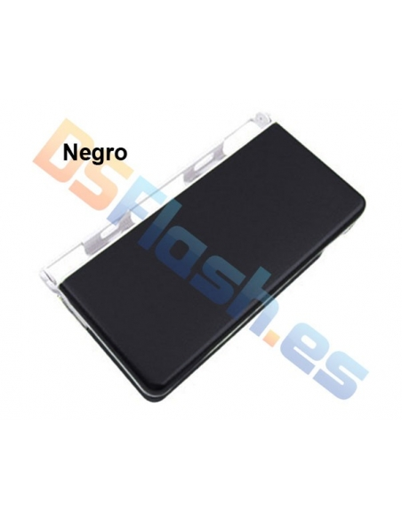 Imagen Carcasa Protección Nintendo DS Lite de Aluminio negro