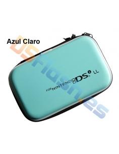 Funda Nintendo DSi XL Transporte AirFoam azul claro