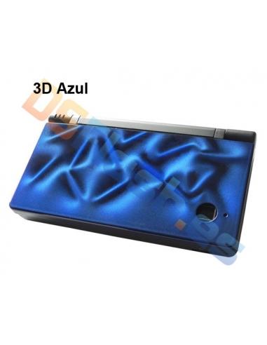 Imagen Carcasa Nintendo DSi Repuesto 3D Azul