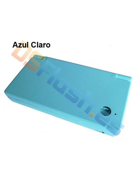 Imagen Carcasa Nintendo DSi Repuesto Azul claro