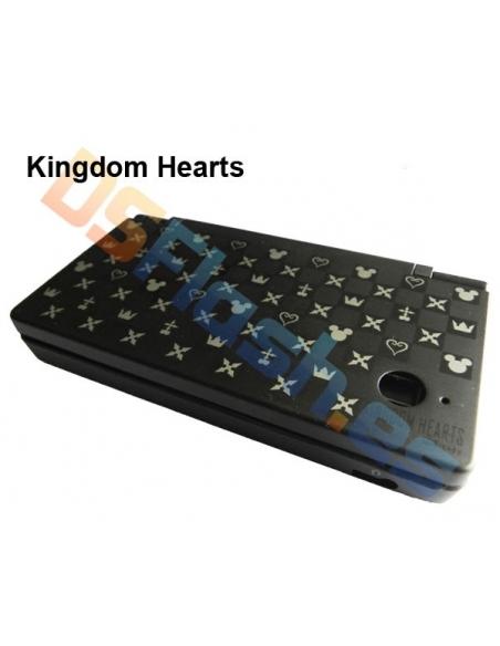 Imagen Carcasa Nintendo DSi Repuesto kingdom hearts