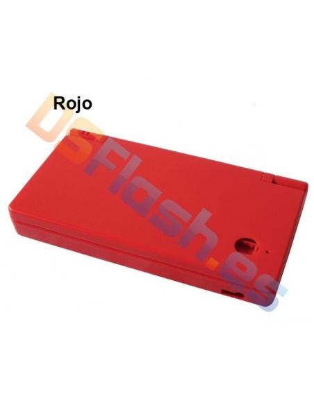 Imagen Carcasa Nintendo DSi Repuesto roja