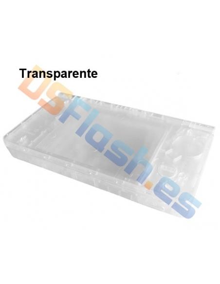 Imagen Carcasa Nintendo DSi Repuesto transparente