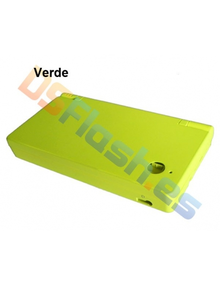 Imagen Carcasa Nintendo DSi Repuesto Verde