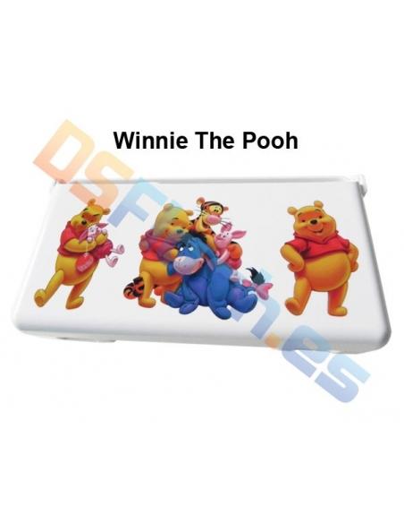 Imagen Carcasa Protección Nintendo DS Lite con Dibujos Winnie the Pooh
