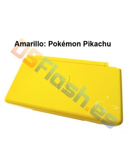 Imagen Carcasa Nintendo DS Lite de Repuesto Ed. Especial amarillo pokemon