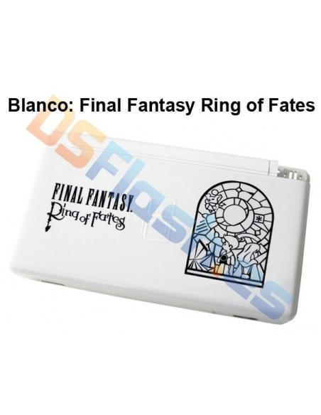 Imagen Carcasa Nintendo DS Lite de Repuesto Ed. Especial final fantasy ring of fates