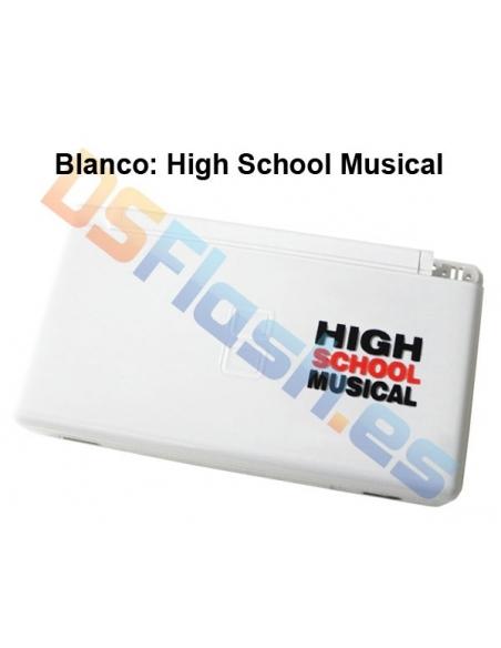 Imagen Carcasa Nintendo DS Lite de Repuesto Ed. Especial  high school musical