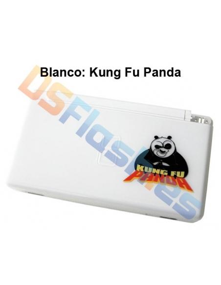 Imagen Carcasa Nintendo DS Lite de Repuesto Ed. Especial kung fu panda