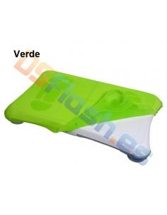 Imagen Funda de Silicona Wii Fit verde