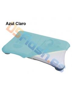 Imagen Funda de Silicona Wii Fit azul claro