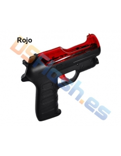 Imagen Pistola Mando Move PS3 roja