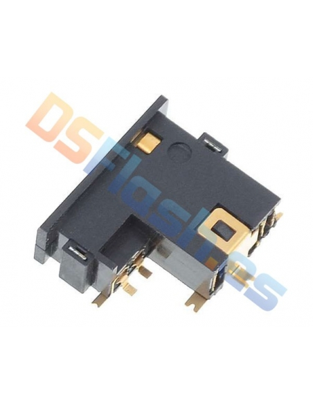 Imagen lateral Conector Auriculares Nintendo DS Lite