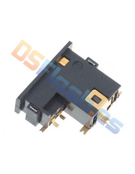 Imagen lateral Conector Auriculares Nintendo DS Lite