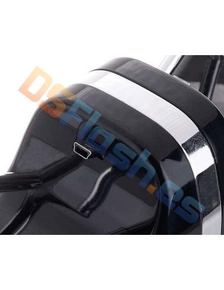 Imagen usb cargador mandos PS3 doble