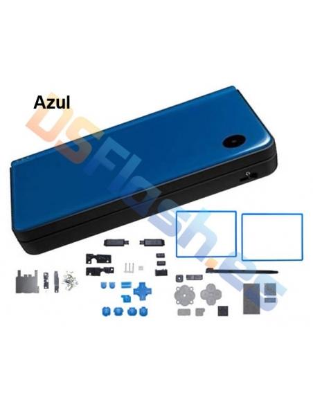Carcasa Nintendo DSi XL de Repuesto Azul