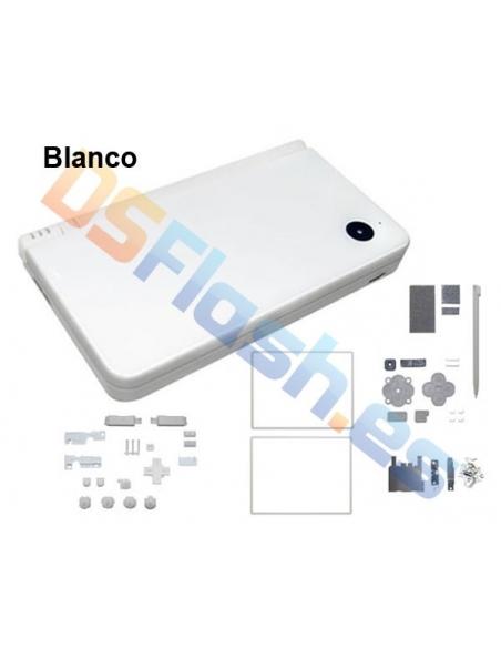 Carcasa Nintendo DSi XL de Repuesto blanca