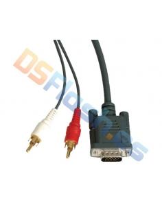 Imagen Cable VGA Xbox 360 HD AV