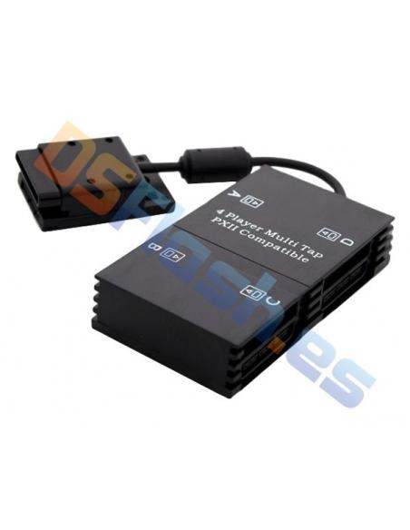 Imagen Multitap PS2 y PSTwo compatible