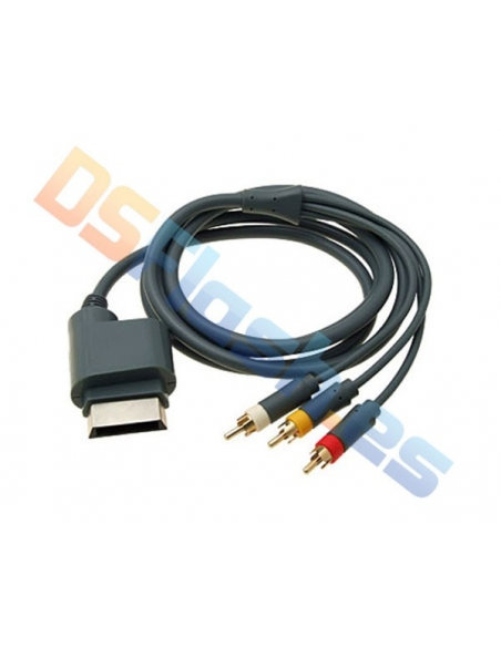 Imagen Cable AV Xbox 360