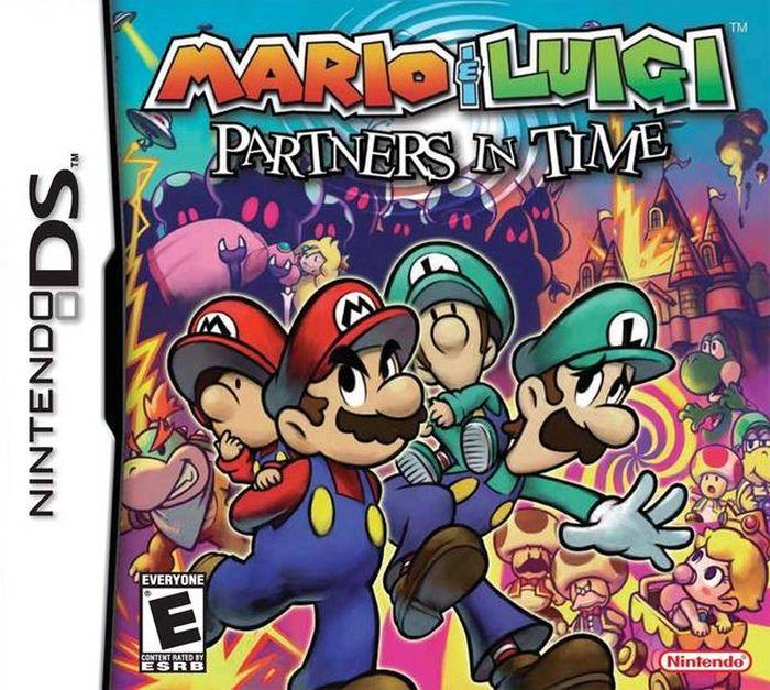 Nintendo Dsi Xl Mejores Juegos De Mario