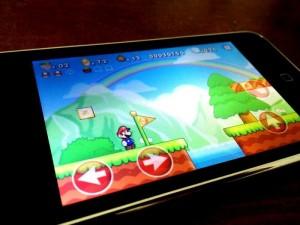 juego de Nintnedo Mario en moviles